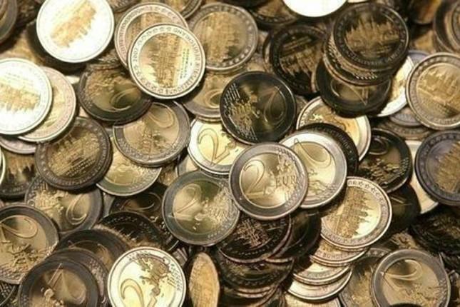 El sueldo anual más habitual en España fue de 18.468,9 euros en 2018