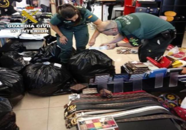Campaña del Gobierno contra las falsificaciones