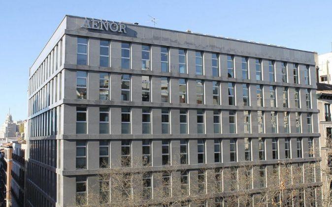 El Gobierno subvenciona con 1,13 millones a AENOR