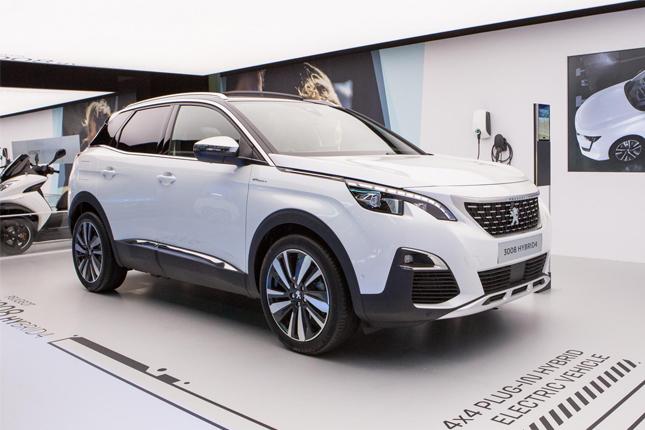 El mercado automovilístico de Francia cae un 34% en el primer trimestre