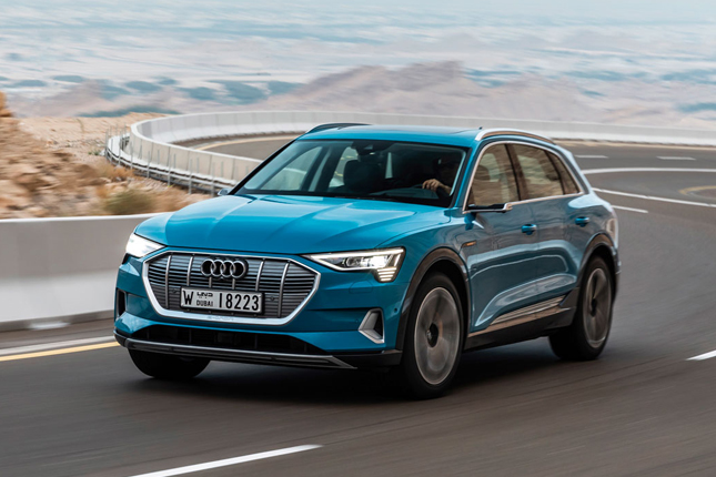 Audi lanzará más de 30 modelos de coches electrificados para 2025