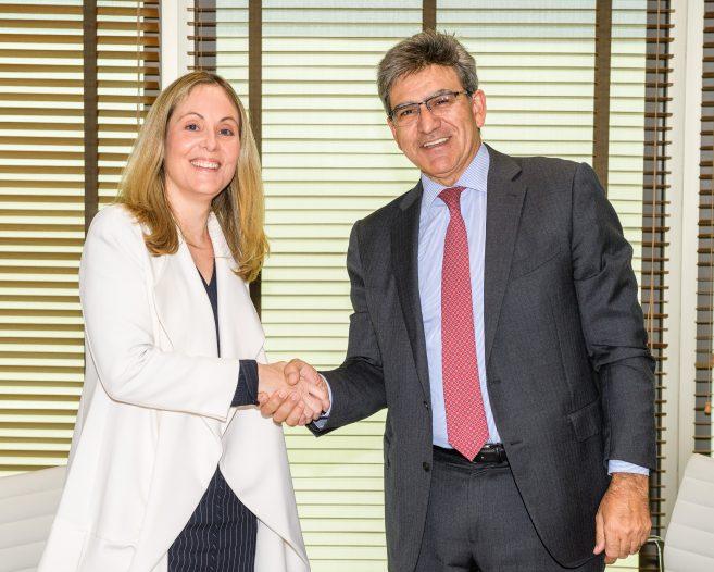 Banco Santander y el Grupo BEI financian pymes y midcaps españolas