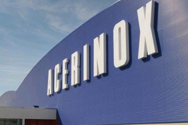 Acerinox gana 31 millones de euros hasta septiembre