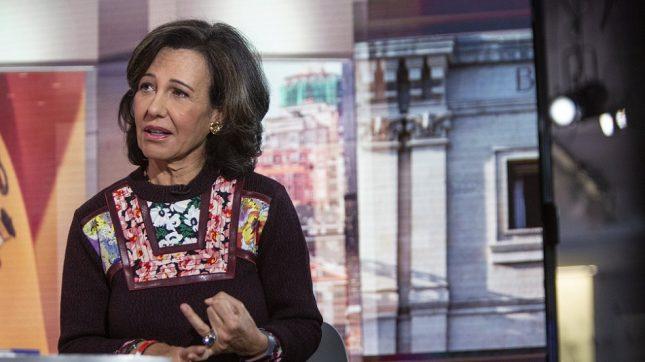 Ana Botín apuesta porque la expansión global de Banco Santander sea a nivel digital