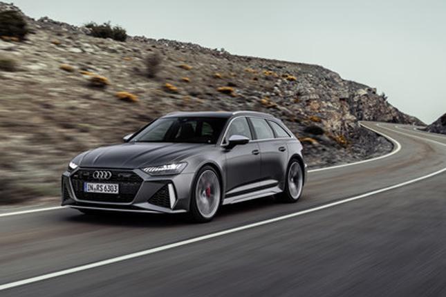 El Audi RS 6 Avant saldrá a la venta a finales de año