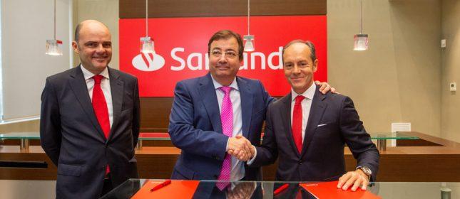 Banco Santander reafirma su compromiso con la protección y difusión del arte y la cultura