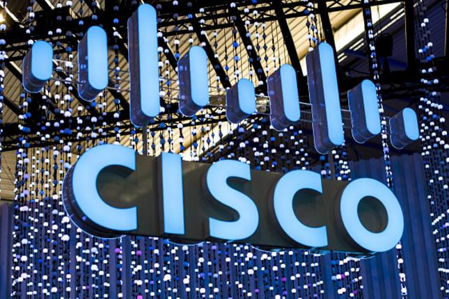Cisco gana 2.647 millones de euros entre agosto y octubre