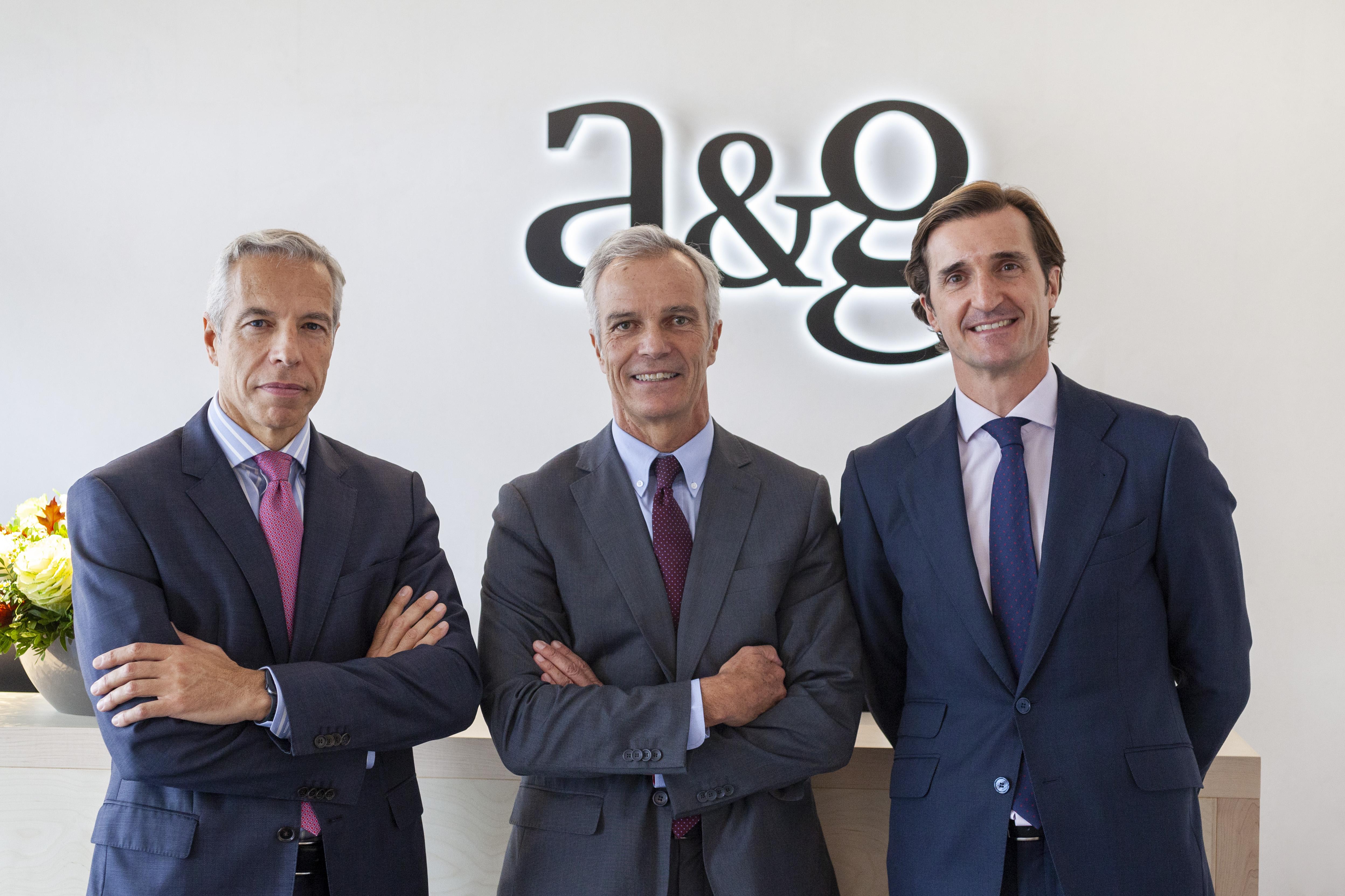 A&G Banca Privada incorpora a tres banqueros de Andbank