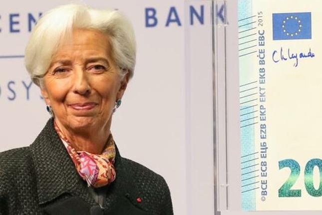 El BCE combatirá la pandemia con 750.000 millones de euros