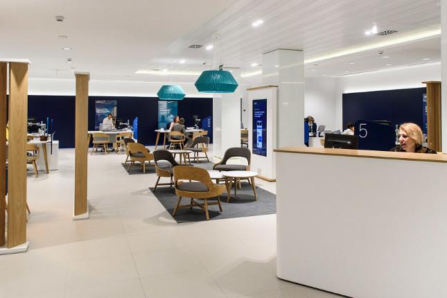 BBVA presenta su nuevo modelo de oficina bancaria