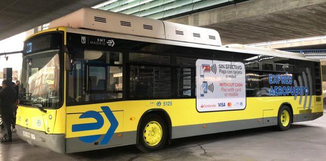 Banco Santander, a la vanguardia europea en la provisión de sistemas avanzados de pago en el transporte público
