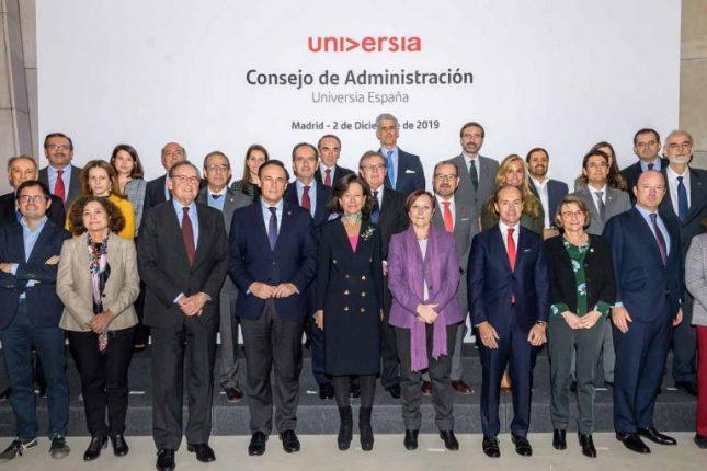 """Ana Botín (Banco Santander): """"Debemos fomentar una educación superior abierta, que promueva valores universales"""""""