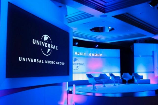 Vivendi vende el 10% de Universal Music
