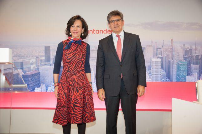 """José Antonio Álvarez (Banco Santander): """"Nuestra diversificación geográfica y por negocios impulsa un crecimiento rentable y sostenible"""""""