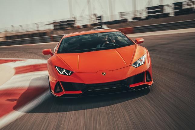 Lamborghini aumenta sus ventas un 43%