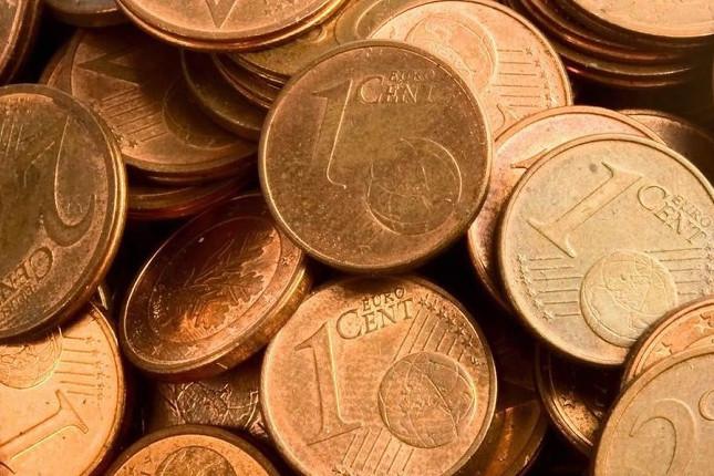 Los españoles eliminarían las monedas de uno y dos céntimos