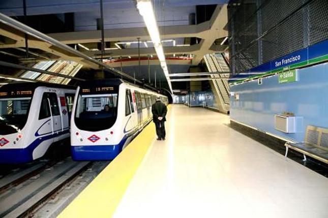 Madrid reduce un 26% la huella de carbono del Metro