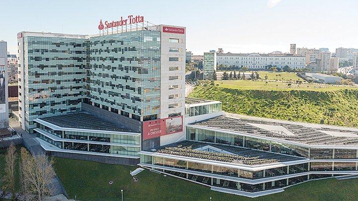 Banco Santander Portugal, elegido mejor banco de negocio internacional por Euromoney