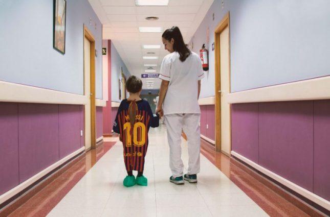 Banco Santander ha destinado más de 636.000 euros a distintos proyectos contra el cáncer infantil desde 2011