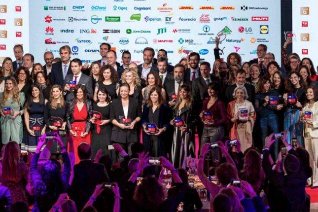 Banco Santander, mejor empresa para trabajar en España y en otros mercados del grupo según Top Employers Institute