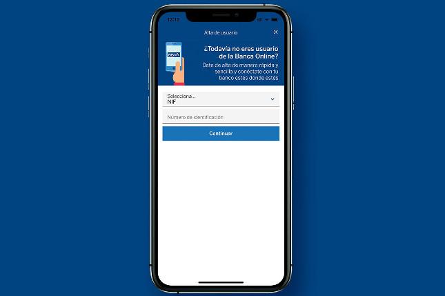 BBVA apoya a los clientes no digitales