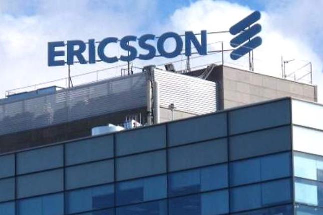 Ericsson gana 314 millones de euros en el primer trimestre
