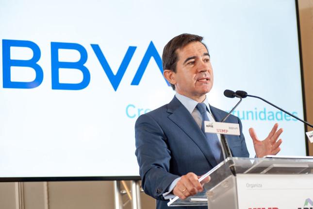 BBVA pide coordinación entre autoridades y empresas contra el Covid