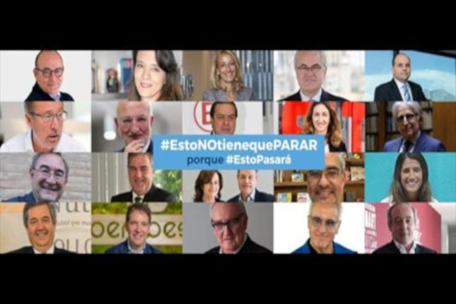Seiscientas empresas se unen a #EstoNOtienequePARAR