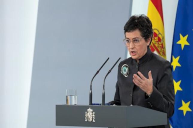 González Laya descarta que España acuda al MEDE