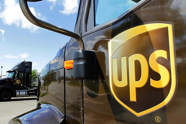 UPS reduce un 13% su beneficio en el primer trimestre