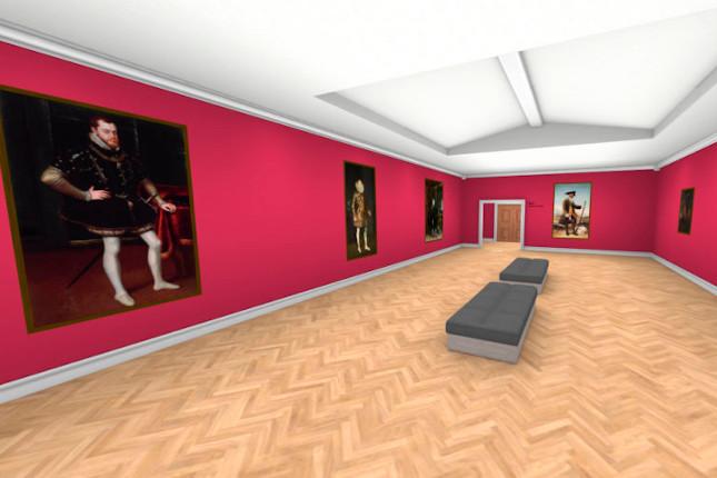 La Colección BBVA estrena sus exposiciones en realidad virtual