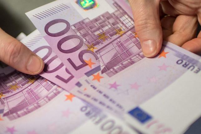 Los billetes de 500 euros alcanzan los 17,75 millones