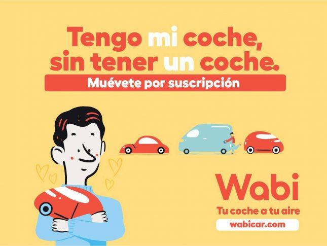 Banco Santander lanza Wabi, un servicio de coche por suscripción en Madrid
