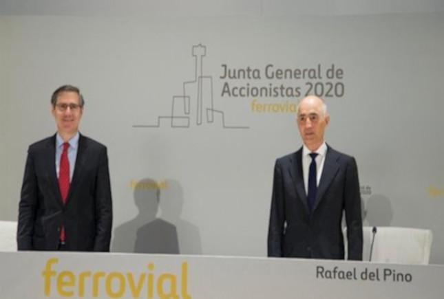 Rafael del Pino recibirá 30 millones de Ferrovial