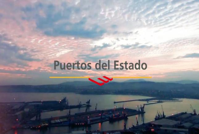 Puertos del Estado redujo a la mitad su beneficio en 2020