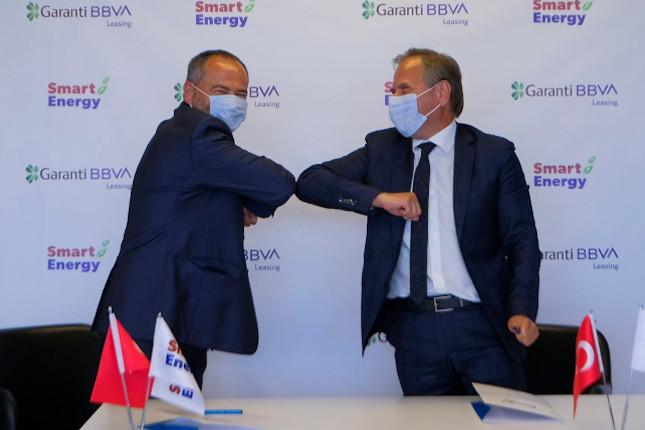 Garanti BBVA y Smart Energy apoyan las inversiones en proyectos de energía solar