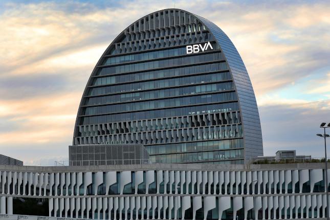 BBVA alcanza la mitad de su objetivo de financiación sostenible