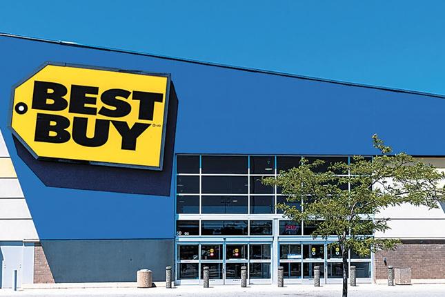 Best Buy gana 625 millones de euros en su segundo trimestre fiscal