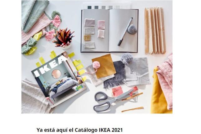 Ikea lanza 'online' su icónico catálogo