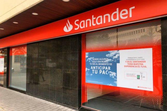Banco Santander lanza la campaña vitivinícola 2020/2021
