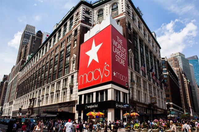 Macy's pierde 363 millones de euros en su segundo trimestre fiscal