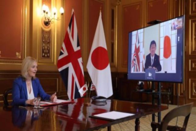 Reino Unido y Japón acuerdan un tratado de libre comercio