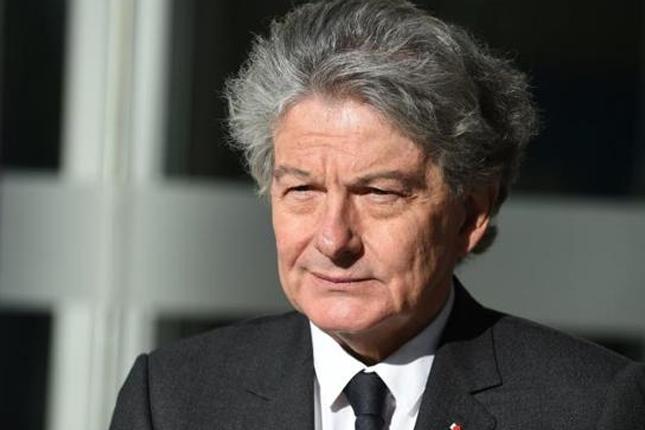 Breton: se deben aprovechar los planes de recuperación para impulsar la transformación digital