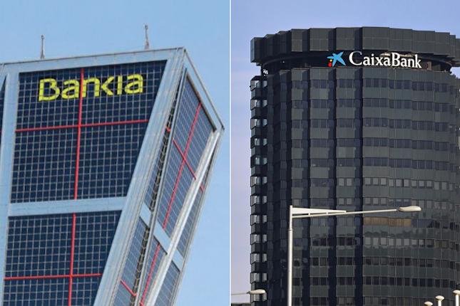 CaixaBank y Bankia realizarán la integración tecnológica el 12 de noviembre
