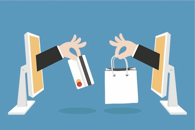 El comercio electrónico en España creció casi un 2%