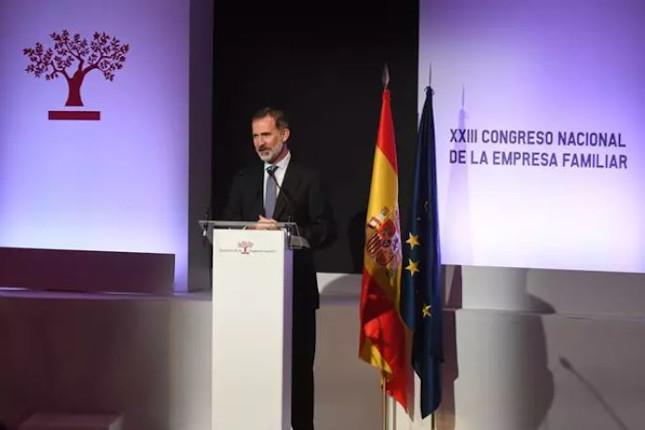 """El Rey pide no """"caer en el pesimismo"""""""