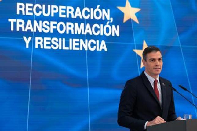España espera crear 800.000 empleos con su plan de recuperación