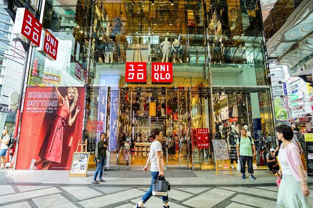 Fast Retailing gana 732 millones de euros al cierre de su año fiscal