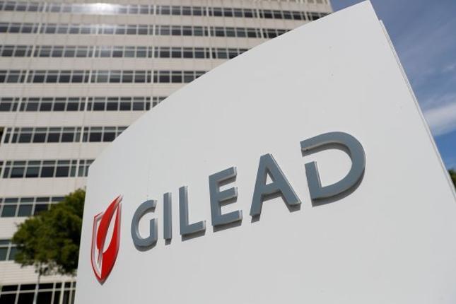 Gilead gana un 17% más en el tercer trimestre, gracias a las ventas de remdesivir