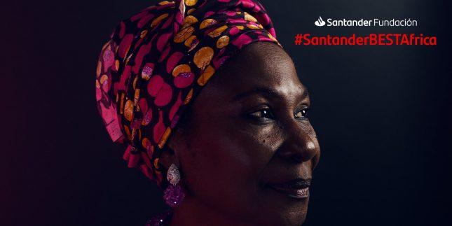 La Fundación Banco Santander presenta la iniciativa 'Santander BEST AFRICA'
